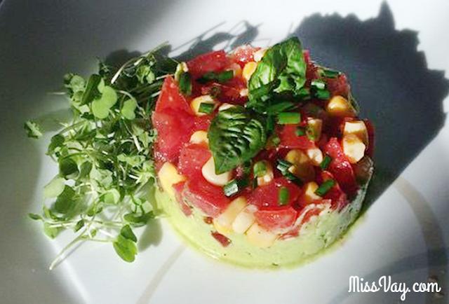 recette crudessence végane guacamole tomate tartare végé