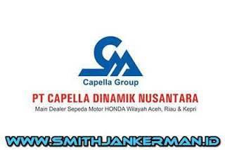 Lowongan PT. Capella Dinamik Nusantara Pekanbaru Agustus 2018