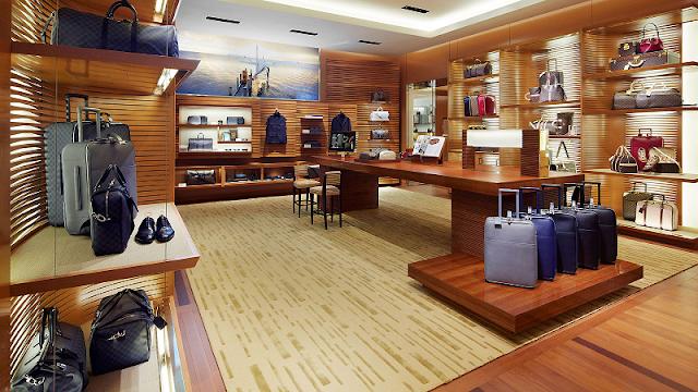 Como são as lojas Louis Vitton em Miami e Orlando