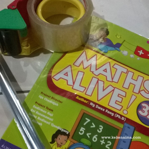 buku sekolah