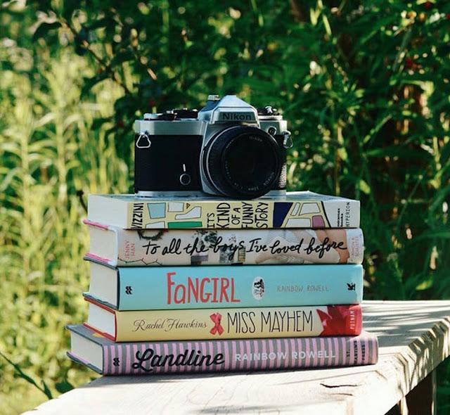 Como o meu blog mudou os meus hábitos de leitura