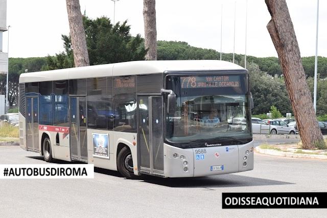 BMB Avancity+, i primi bus marchiati RomaTpl!