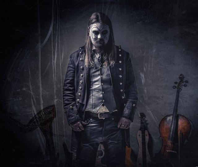 Niðafjöll, One Man Symphonic Pagan Black Metal Band from Iceland, Niðafjöll One Man Symphonic Pagan Black Metal Band from Iceland