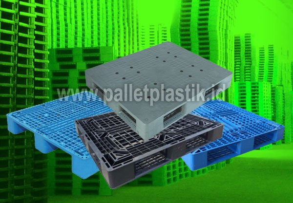 Places of Plastic Pallet Rental for Warehouse & Factory in Cikarang