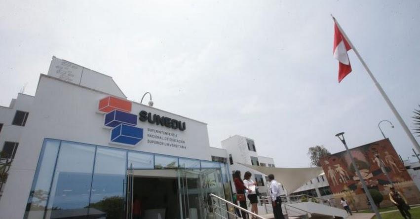 SUNEDU inicia procedimiento ante oferta educativa ilegal en Ucayali y Junín - www.sunedu.gob.pe