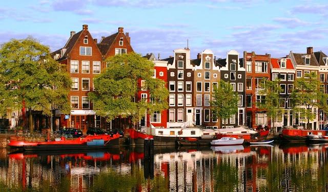 Amsterdã Seguro Viagem Internacional