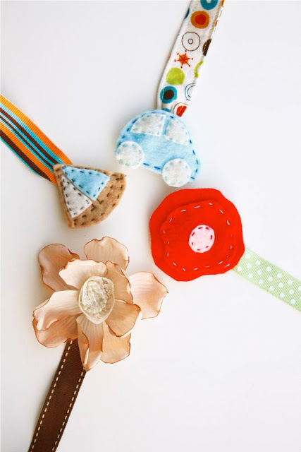 Miss Julia's Patterns: Free Patterns - 20+ Baby Pacifier ...
