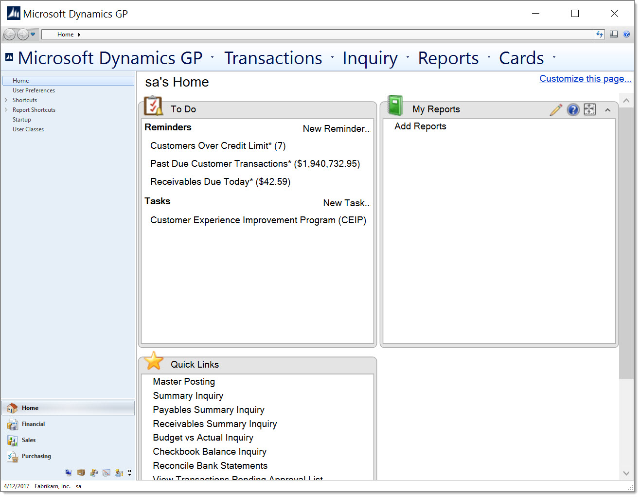 Fix Dynamics GP scaling and font size issues on high DPI displays