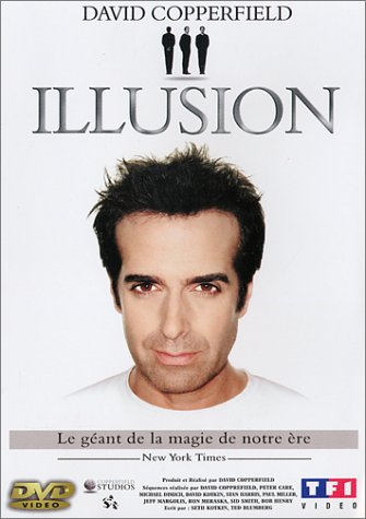 spectacle magie-DVD david copperfield