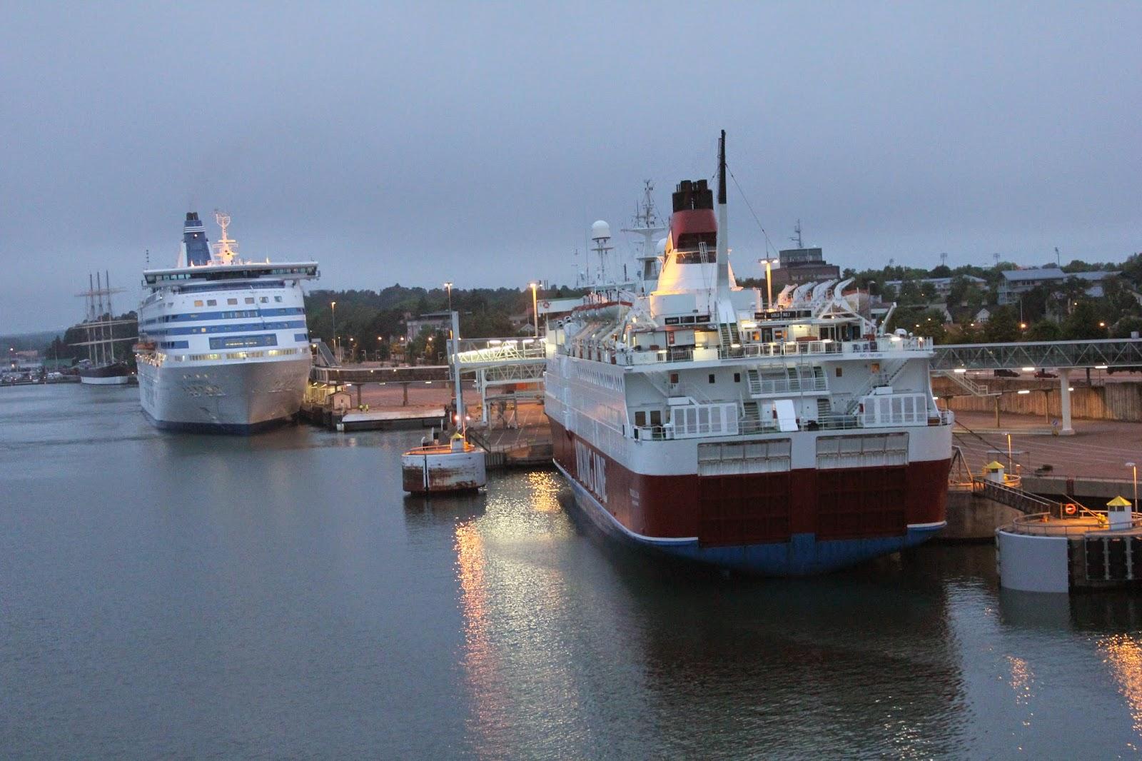 Silja Helsinki Tukholma