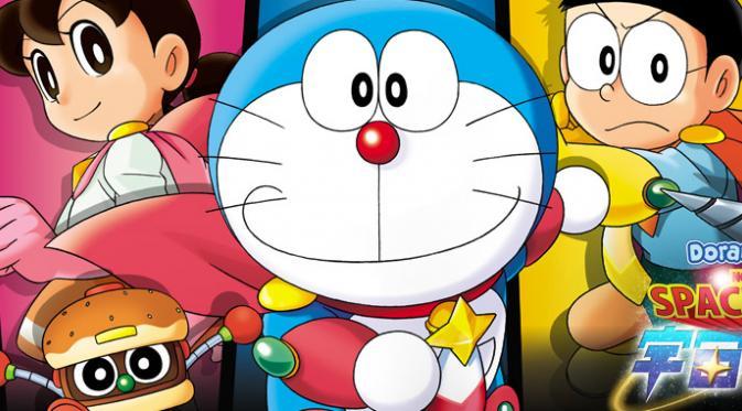 4 Gambar Kartun Doraemon Paling Terbaru News