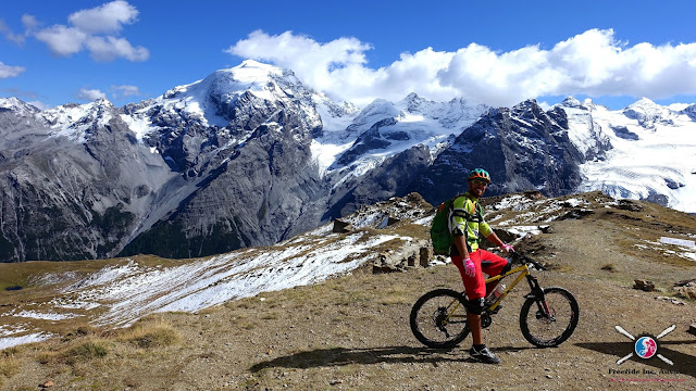 Extreme Biketouren Vinschgau
