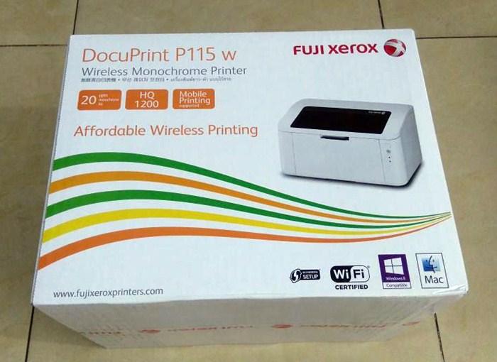 Fuji Xerox DocuPrint P115 w - Bukalapak