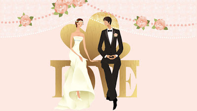 sfondo matrimonio