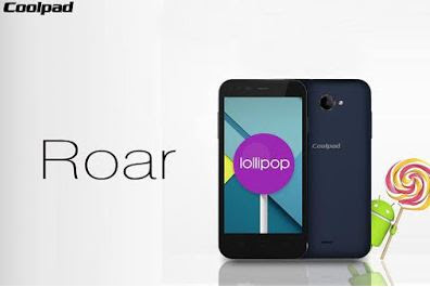 Cara Flashing Coolpad Roar A110 via YGDP