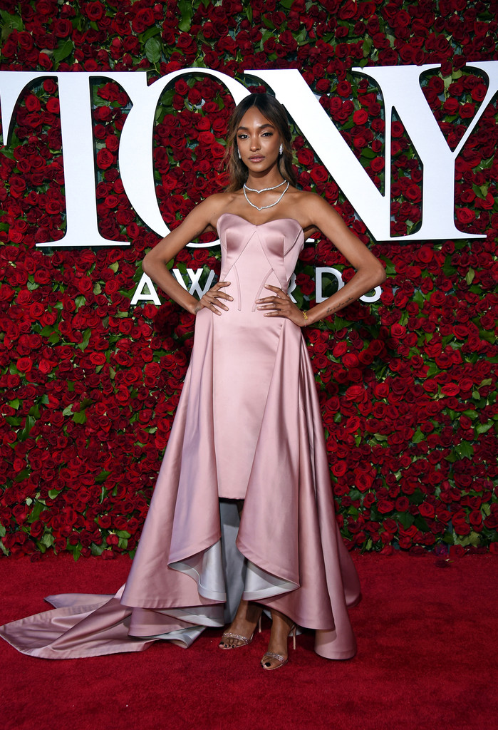 Jourdan Dunn & Joan Smalls Are Best Dressed at the Tony Awards