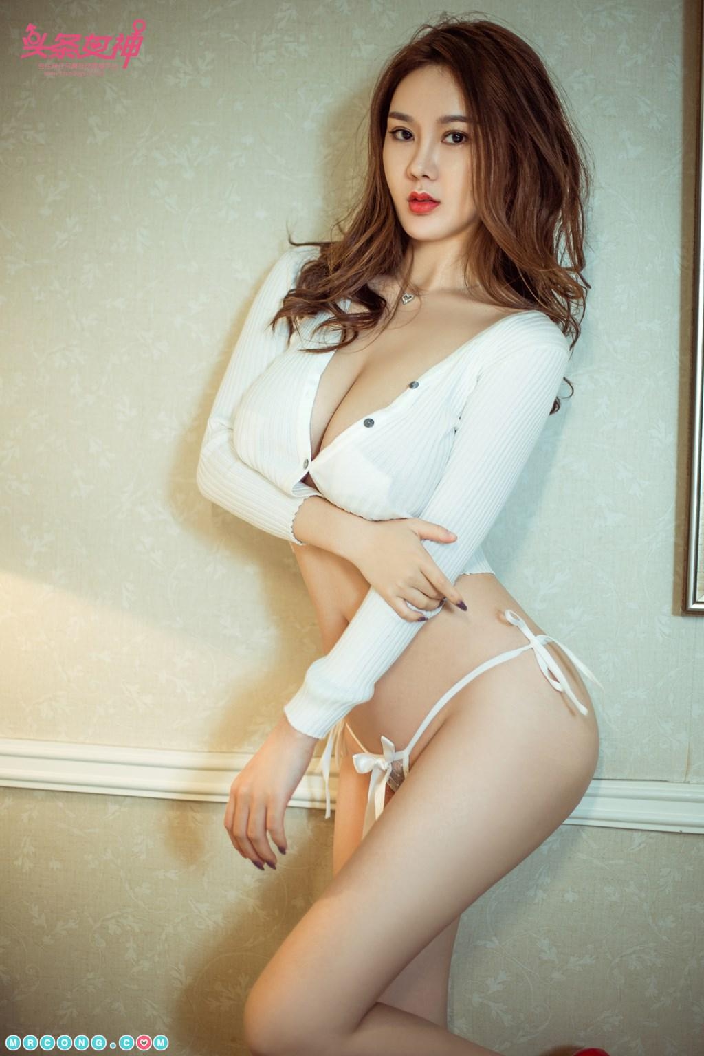 Image TouTiao-2018-06-05-Yi-Yang-MrCong.com-003 in post TouTiao 2018-06-05: Người mẫu Yi Yang (易阳) (21 ảnh)