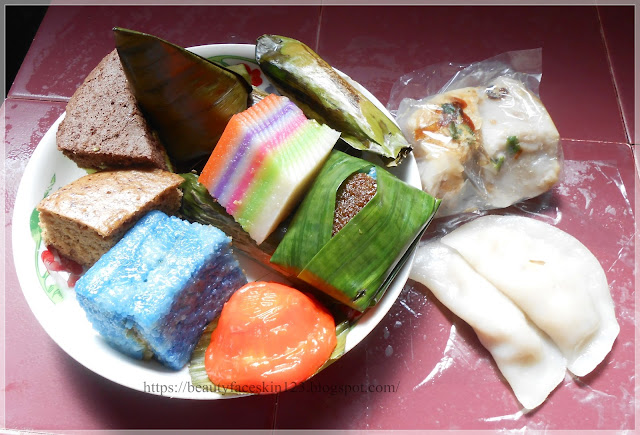 Bar Bee Nyonya Kuih, Glutton Square Teluk Intan