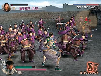 Dynasty Warriors 5