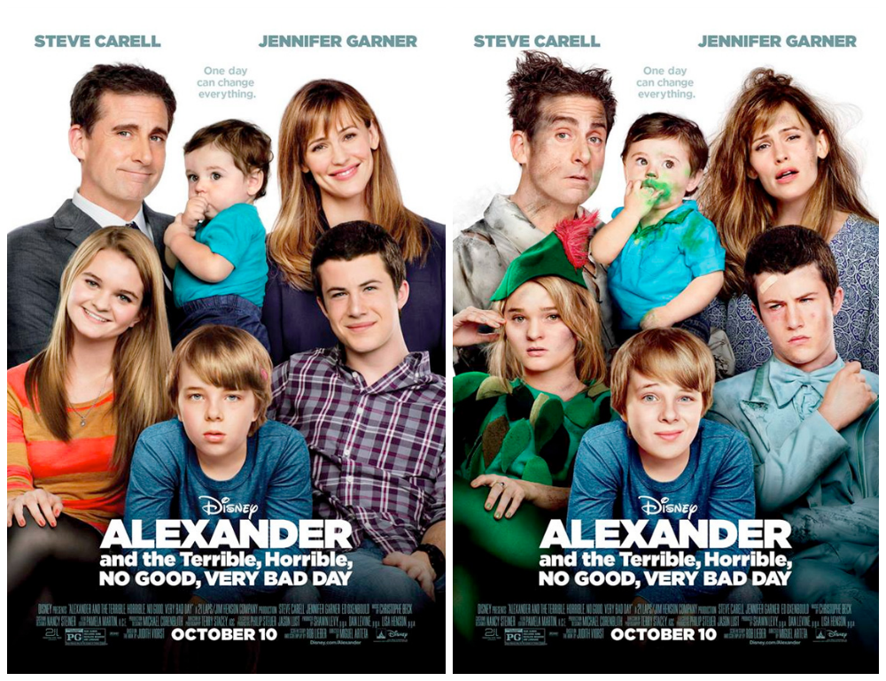alexander and the terrible full movie online free