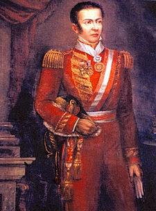 Jose de la Riva Aguero Sanchez Boquete Pintura del siglo XIX
