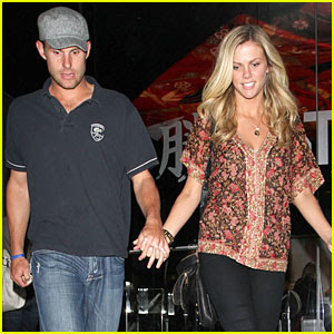Does andy roddick wife