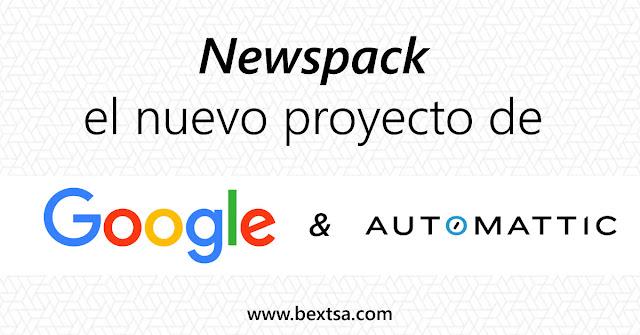 el nuevo proyecto de Google y Automattic