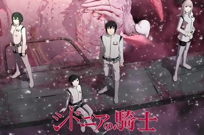Download Sidonia no Kishi: Daikyuu Wakusei Seneki Subtitle Indonesia