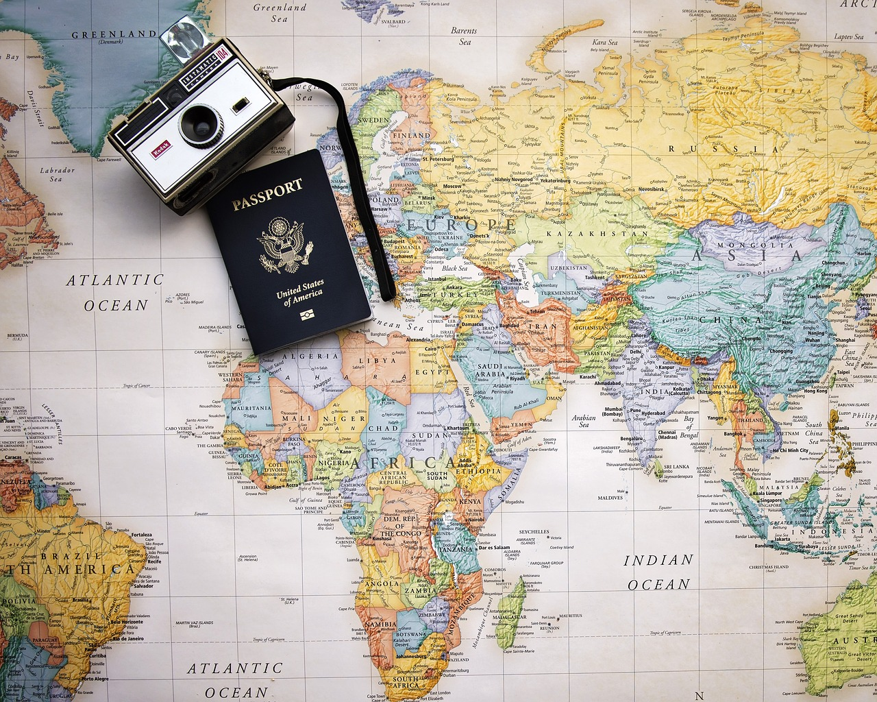 some important information about passport
