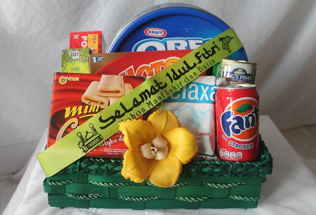 Hari Raya Idul Fitri tidak usang lagi akan tiba dan ada sebagian orang memperlihatkan ucapan  Contoh Parcel lebaran Idul Fitri 1440H tahun 2019 murah dan sederhana