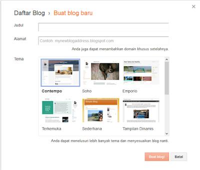 Hanya butuh 30 menit untuk membuat 100 blog dan 100 artikel