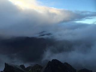 les itinéraires de rando dans le volcan
