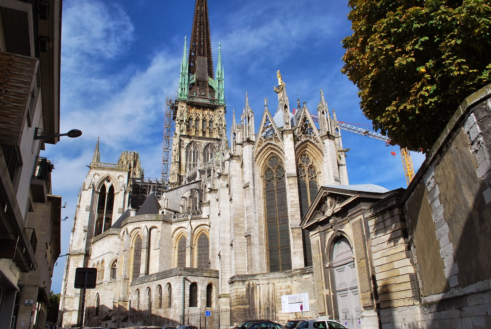 Socalgalopenwallet Rouen Cathedral