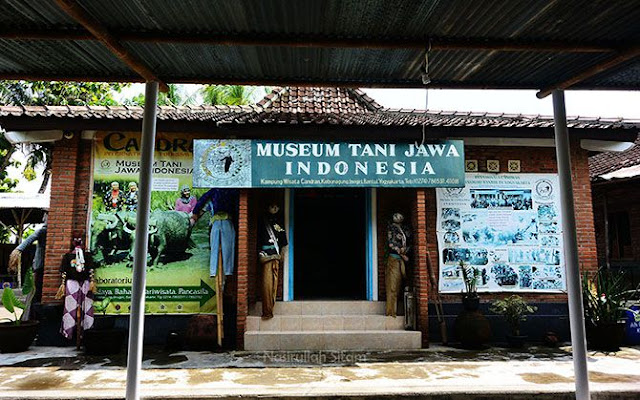 Museum Tani Jawa Indonesia di Yogyakarta