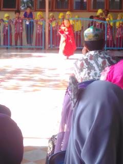 Utusan MI Al Raudlah Pada Lomba MILAD MTs Muhammadiyah 5 Banjarmasin