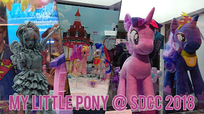 My Little Pony at the 2018 SDCC