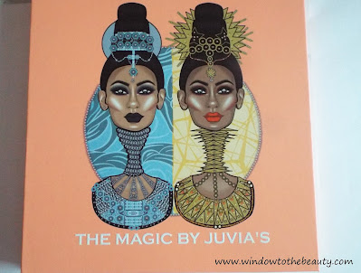 Juvia's Place the magic review and swatches