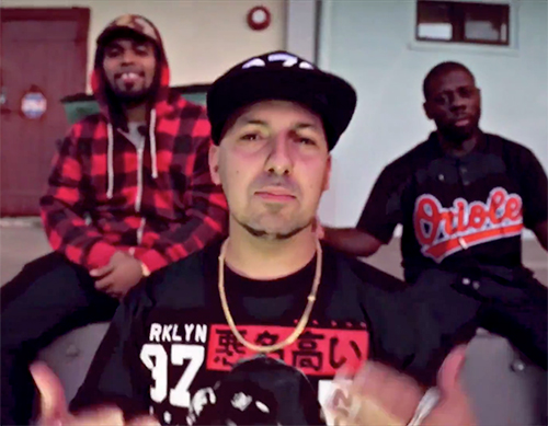 "VÍDEO - TERMANOLOGY - ""I DREAM B.I.G."" F. SHEEK LOUCH & STYLES P"