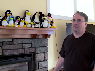 Linus Torvalds lança Linux Kernel 4.10 com cerca de 13.000 commits e 4K!