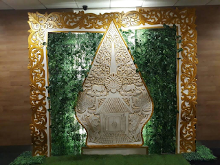 Dekorasi Tema Jawa