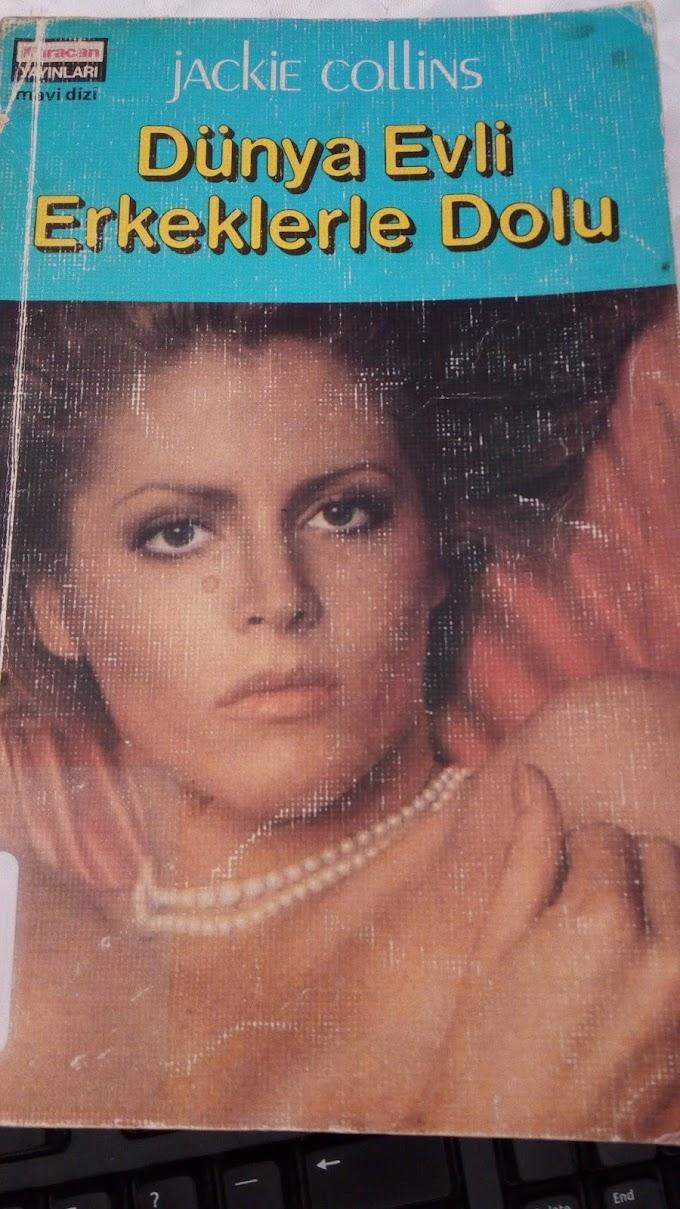 Dünya Evli Erkeklerle Dolu (Jackie Collins) kitap yorumu