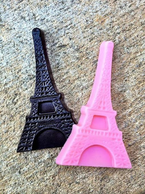 Eiffel Tower Soaps