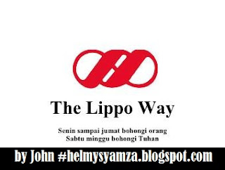 "<img src=""The Lippo Way.jpg"" alt="" The Lippo Way !By John[6]""Super Mall Karawaci"" "">"