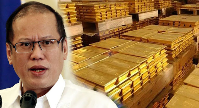 3,500 metric tons gold allegedly deposited in Bank of Thailand during Aquino admin