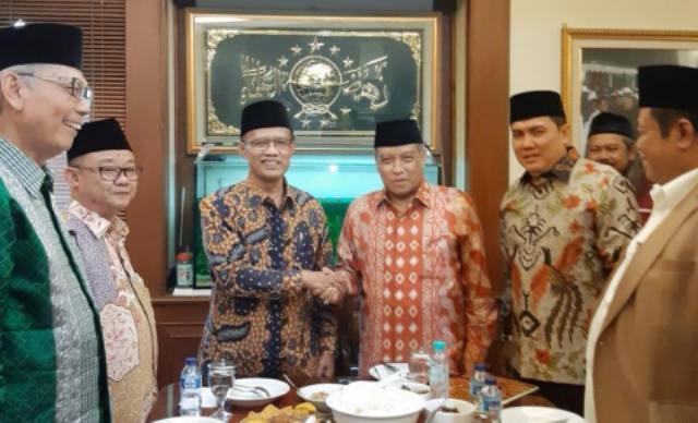 Inilah Pernyataan Bersama Pengurus Besar NU dan Pimpinan Pusat Muhammadiyah