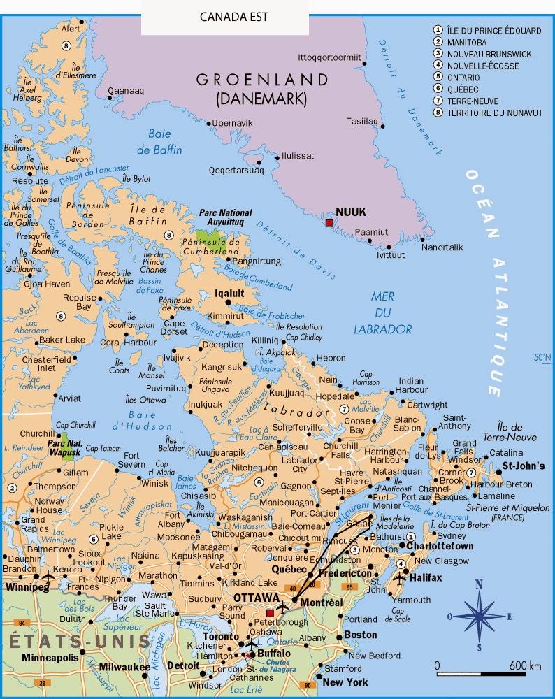 Carte Canada Boston.Transparency Canada May 2014