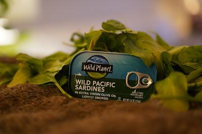 keto-sardines-spinach