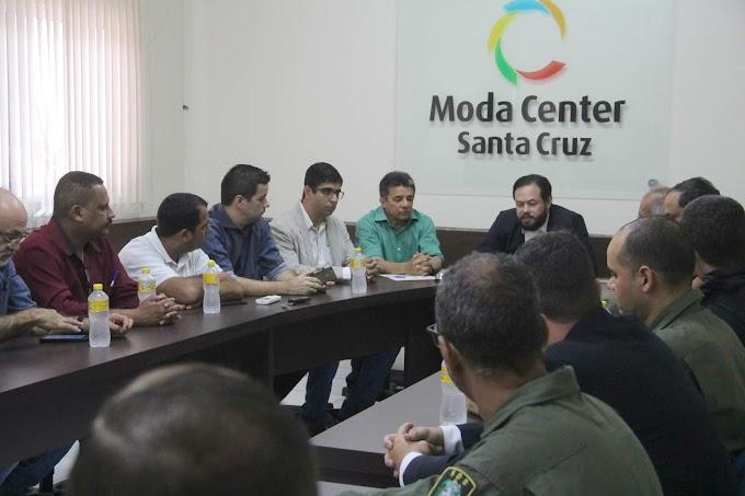 Operação Têxtil é lançada no Moda Center Santa Cruz