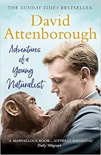 Adventures of a Young Naturalist David Attenborough