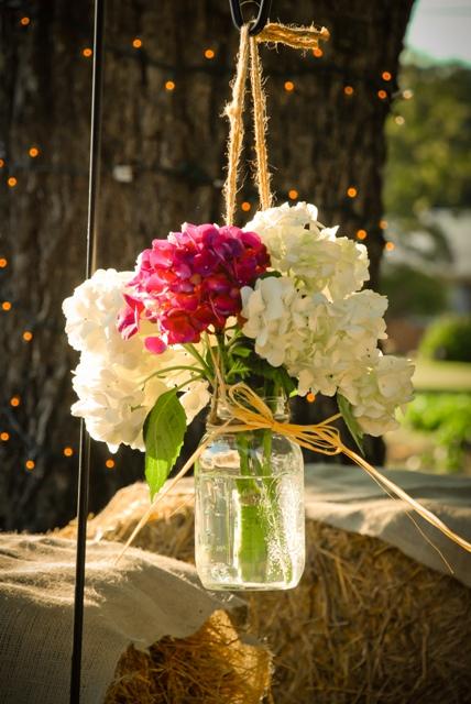 Weddings Ceremony Diy Wedding Mason Jars Amp Flowers